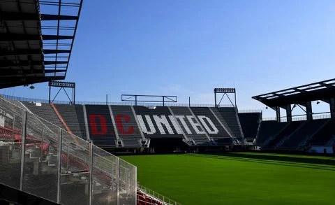 T6REZZXKG42VTMAG3UUCYF4UPM - D.C. United set to begin long-awaited second half of season at Audi Field