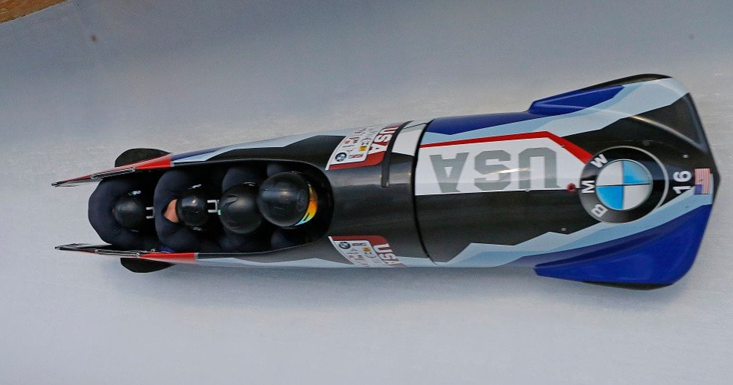 Facts About Bobsledding At The Winter Olympics
