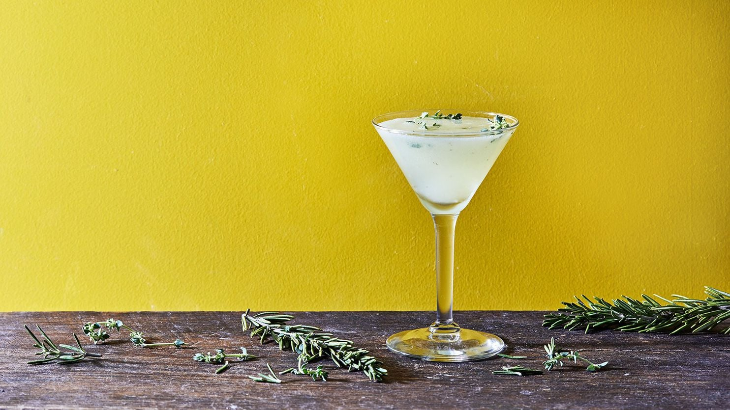 5 Simple Cocktail Recipes That Make Good Use Of Your Fresh Herbs The Washington Post