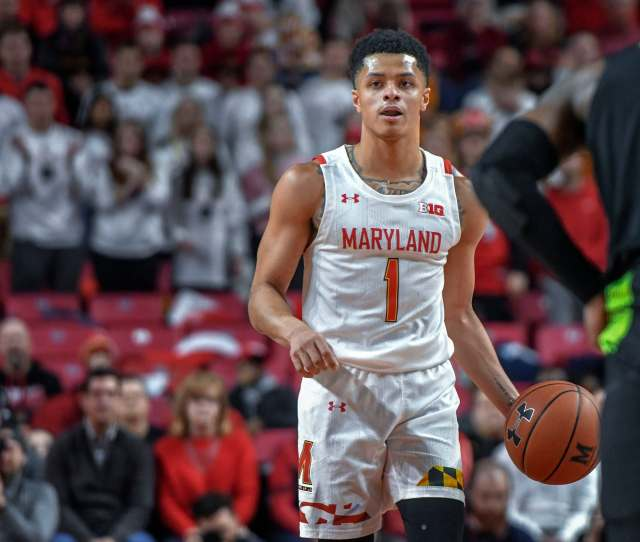 Terps Need Anthony Cowan Jr S Senior Leadership This March The