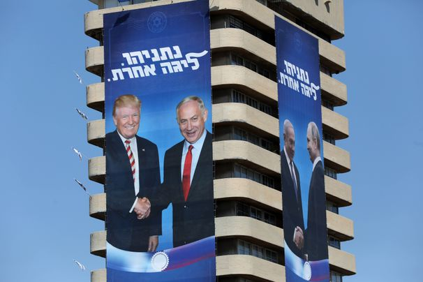 Siding with Trump could hurt Israel's long-term relations with U.S.