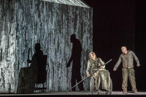 WXUP5IXJFAI6RBCJD7ZGGYE2GE - Kurtag's first-ever opera makes long-awaited world debut