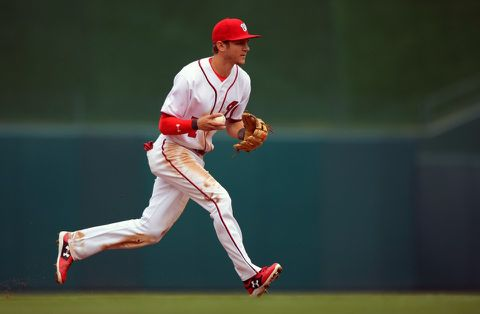 ZNY566RXJI5JVFSTCWIMZHQKB4 - Trea Turner has become one of baseball's best defensive shortstops