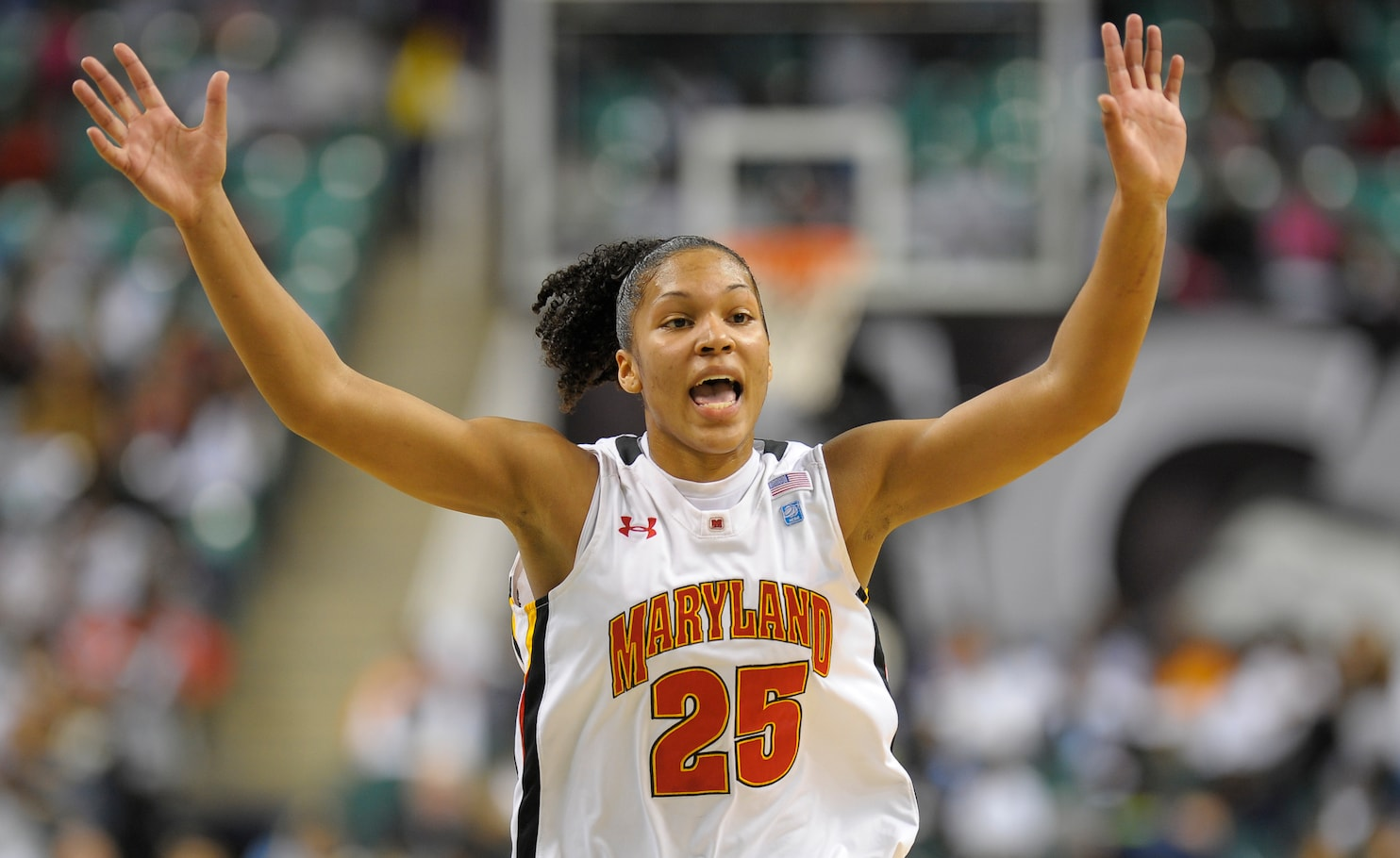 In Alyssa Thomas, Maryland women's basketball has a 'once ...