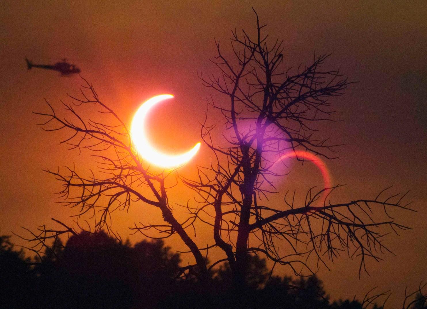 Ring Of Fire Eclipse Delights Millions Across Western U