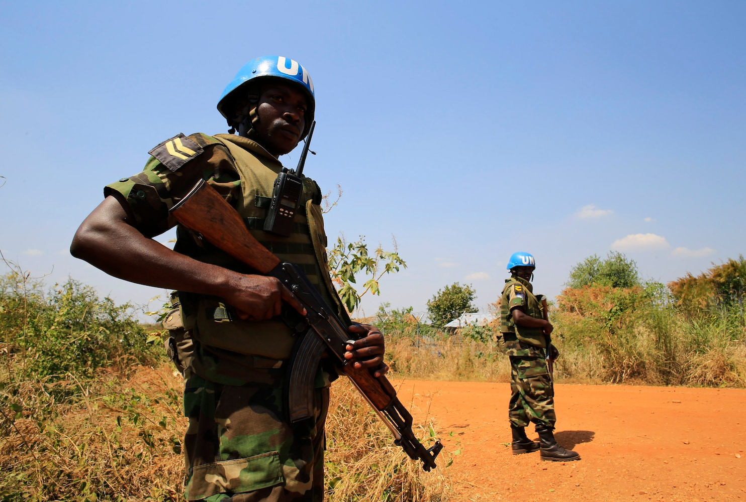 In South Sudan, ethnic attacks spark fears of civil war ...