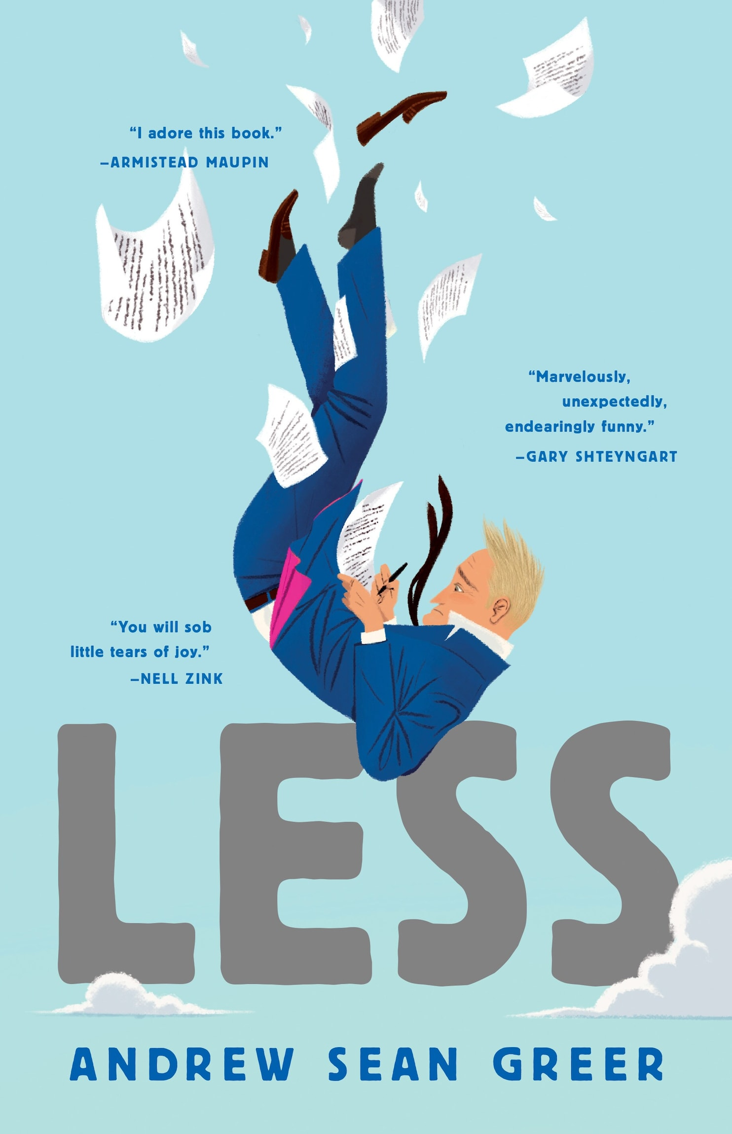 Ron Charles reviews Less by Andrew Sean Greer The
