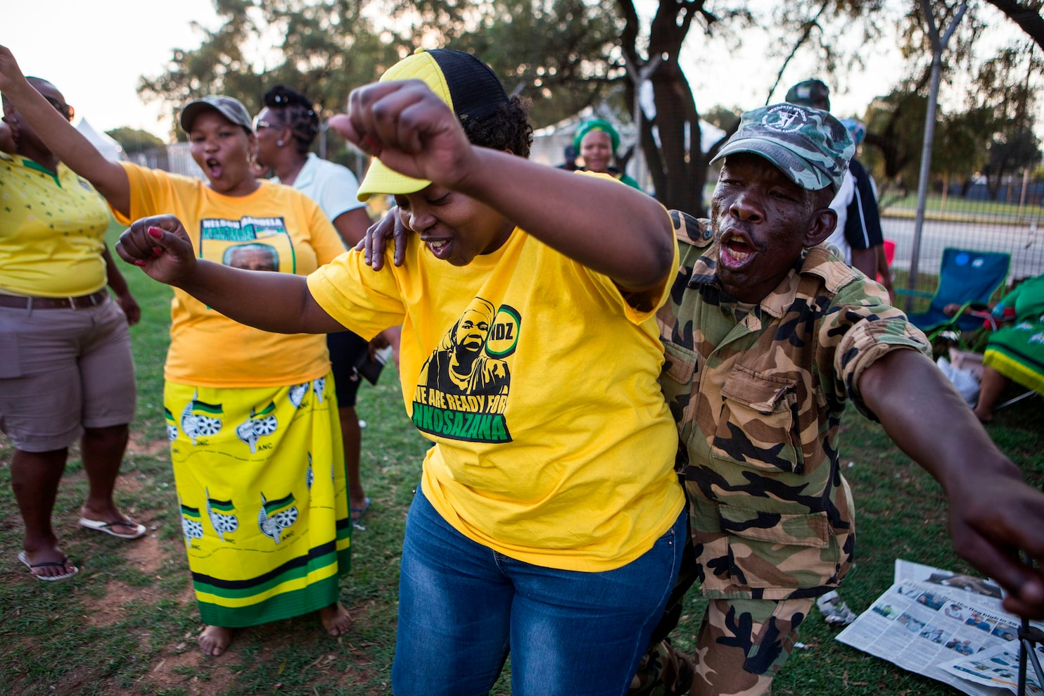 South Africa's ruling party delays election of next leader ...