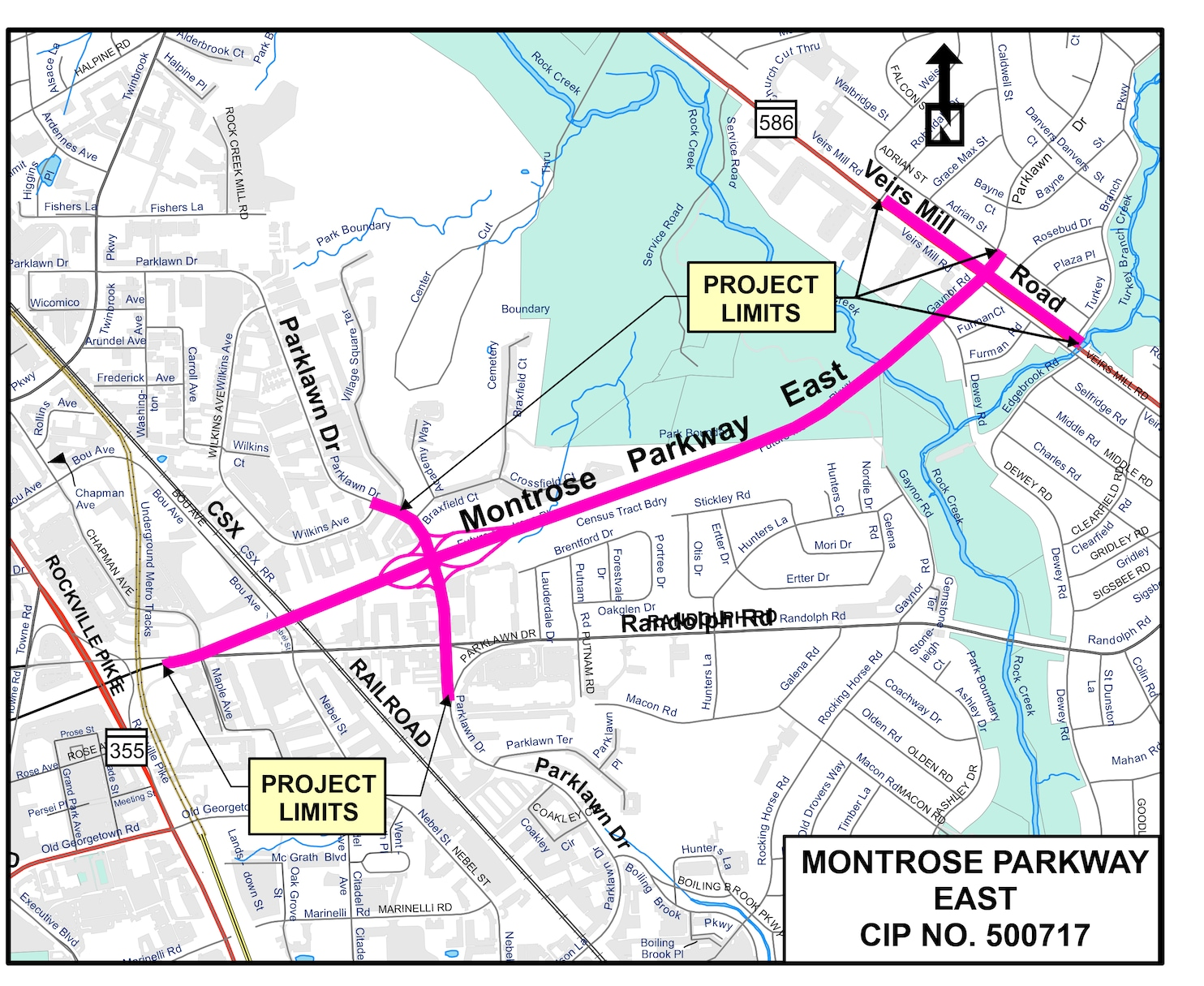How a debate over a Montgomery County road project ...