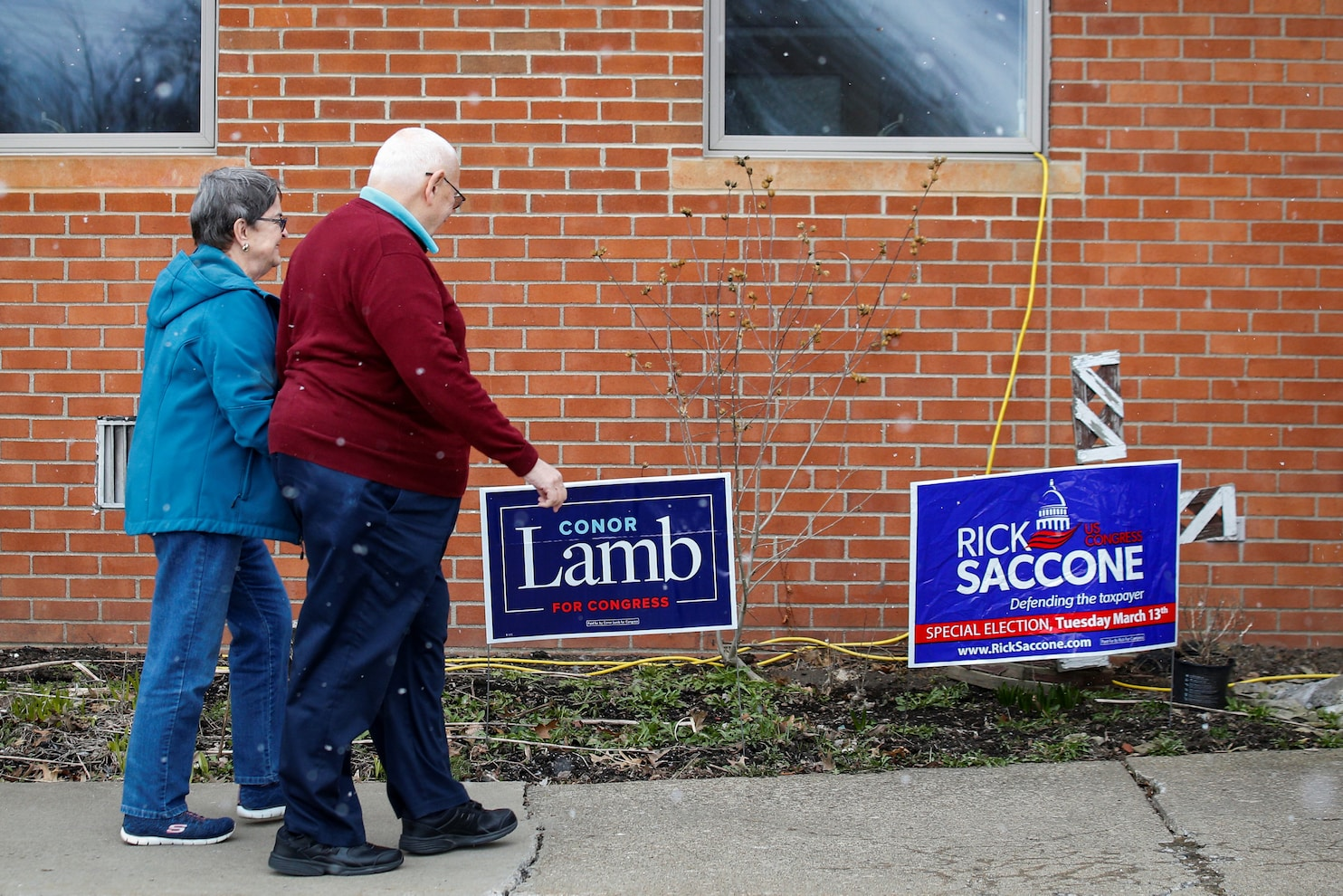 Pennsylvania 18 special election: Conor Lamb takes House ...