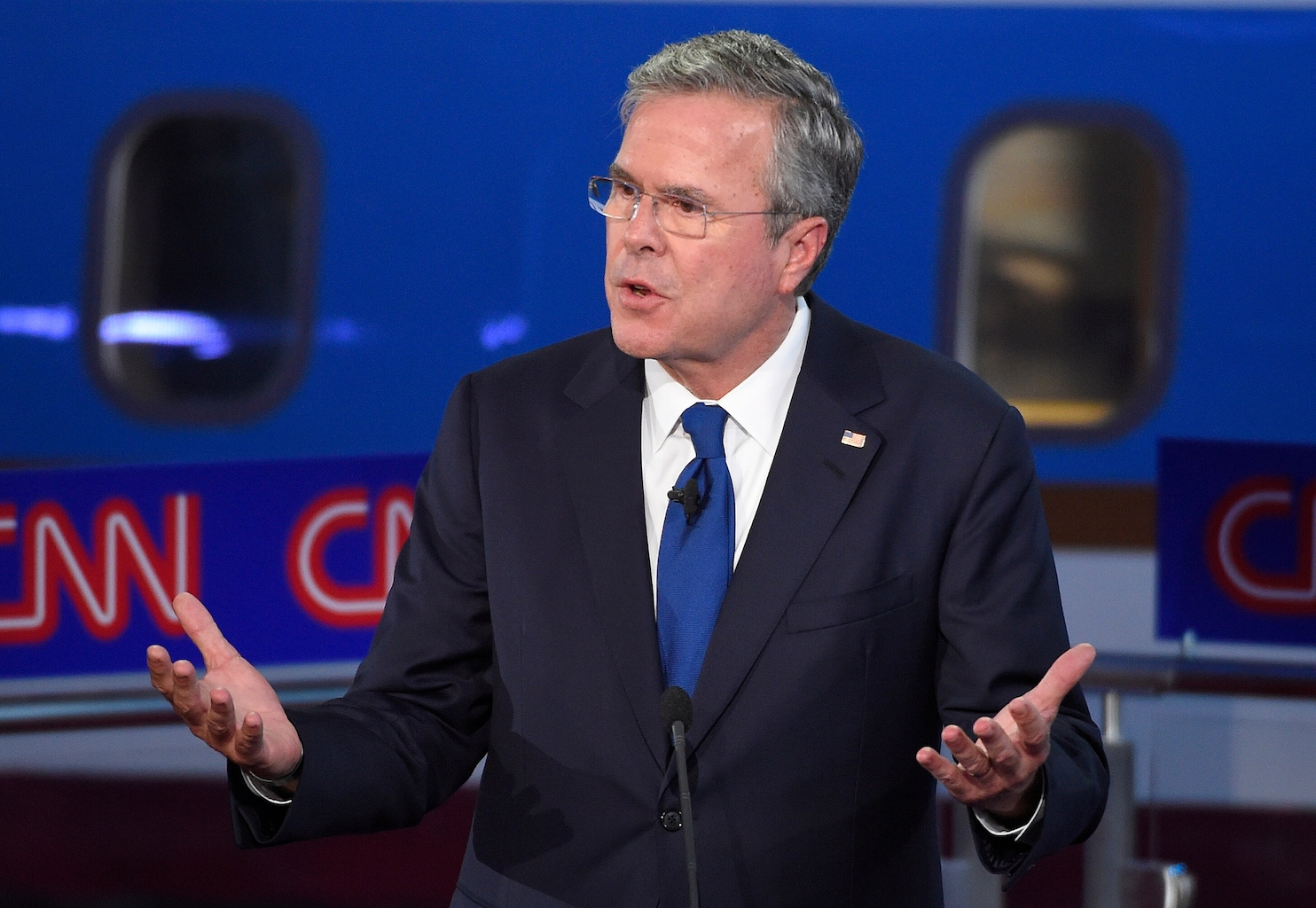 Jeb Bush tweets picture of 9/11 aftermath to demonstrate ...