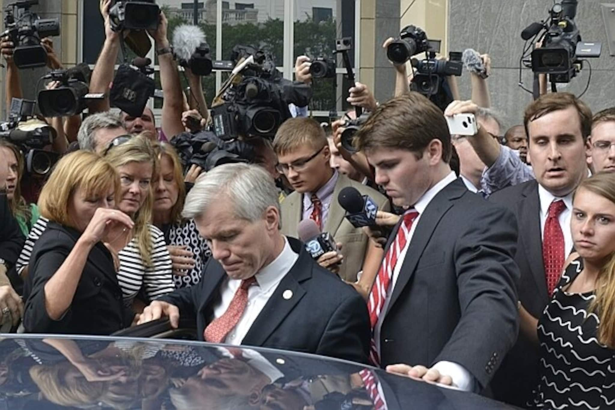 Early Federal Sentencing Recommendation For Mcdonnell At