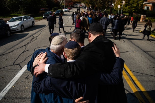 How much blame does Trump truly bear for the Pittsburgh synagogue shooting?