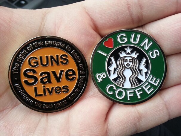 Gun Owners Support Starbucks Day
