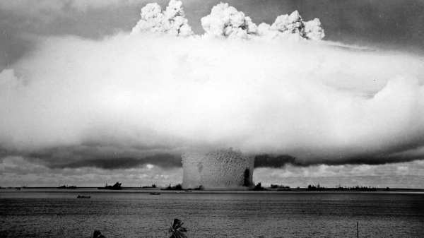 The Marshall Islands, once a U.S. nuclear test site, face ...