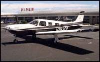 Piper Saratoga II TC, AP
