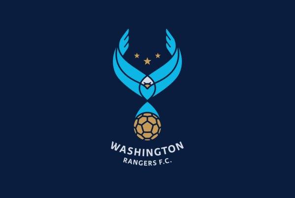 Washington Rangers - Final Logo