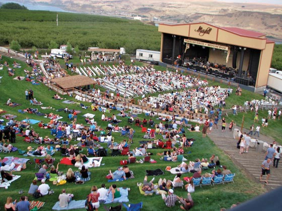 Maryhill Winery Amp Amphitheater Announces 2011 Summer