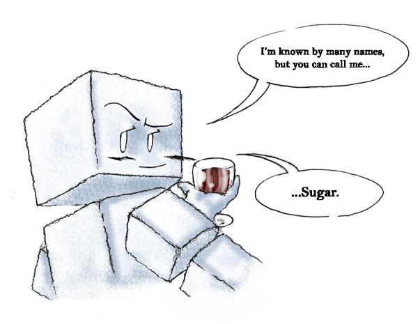sugar cube comic