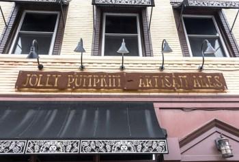 Jolly Pumpkin restaurant front