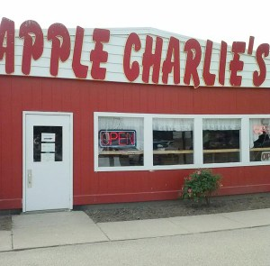 Apple Charlie's South Huron Orchards