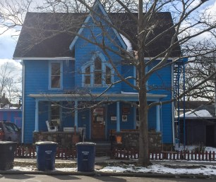 Michigan House Co-op, located at 315 N State St, Ann Arbor