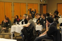 Audiences enjoy the practical and interesting experience sharing from the speakers of Digital Video Business.