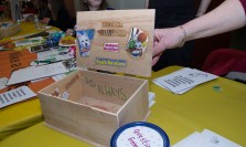 A memory box is an activity older children at Ele's Place do to remember past loved ones and the memories they shared together. Download permissions