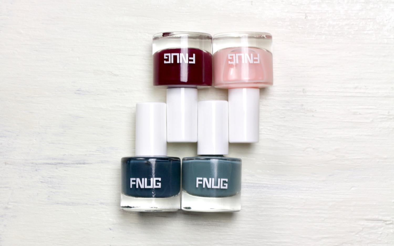 Meine kleine FNUG Nagellack Sammlung
