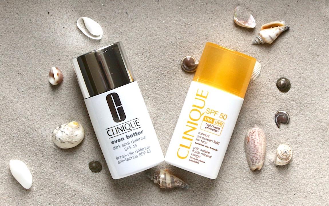 Kopiert Clinique sich selbst? Even Better SPF 45 versus Mineral Sunscreen SPF 50