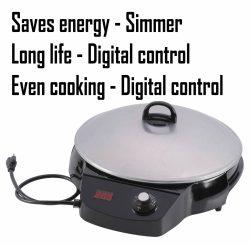 WASS Electronics Digital Mitad Grill