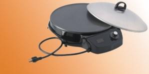 "WASS Electronics 16"" Mitad Grill"
