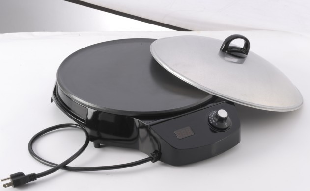 Digital Mitad 16″ Grill: Use in Restaurant and Home