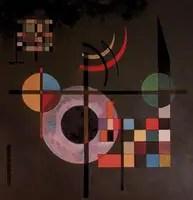 Wassily Kandinsky. Gravitation, 1935