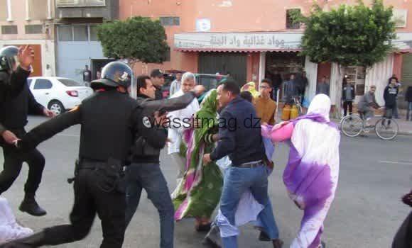 اللجنة الإفريقية لحقوق الإنسان مدعوة لحماية المدنيين الصحراويين تحت الاحتلال المغربي