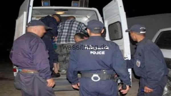 امن عين تموشنت يلقي القبض على شبكة مختصة في الاتجار بالمخدرات