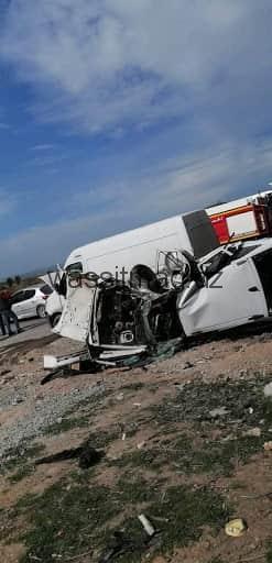 ميلة : 11 جريح في حوادث مرور خطيرة بدائرتي ميلة والتلاغمة .