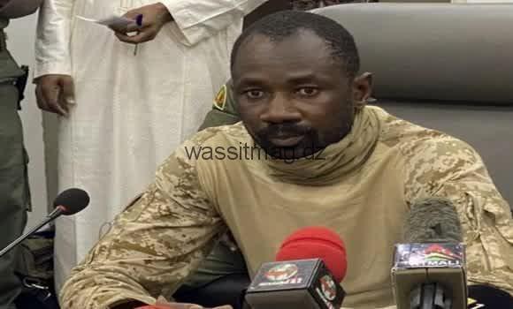 مالي: العقيد آسيمي غويتا ينصب يوم الاثنين رئيسا للمرحلة الانتقالية