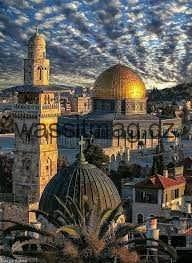 فلسطين وتظاهرات الصورة المبهجة