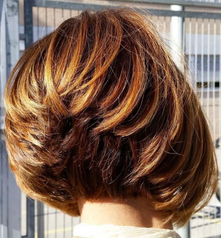 18 Copper Brunette Hair Color Ideas for Short Haircuts in Spring 2019