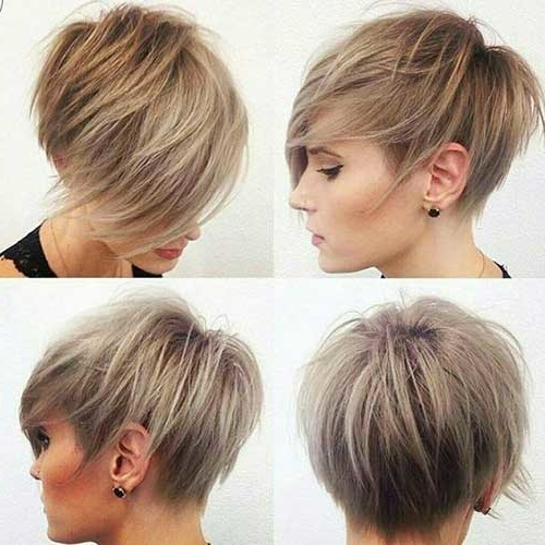 20 Celebrity Short Hairstyles For Fine Hair In 2019 Wass Sell