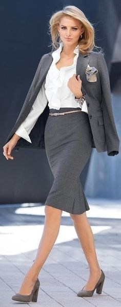 30 Stunning Casual Work Outfit For Summer and Spring (12)