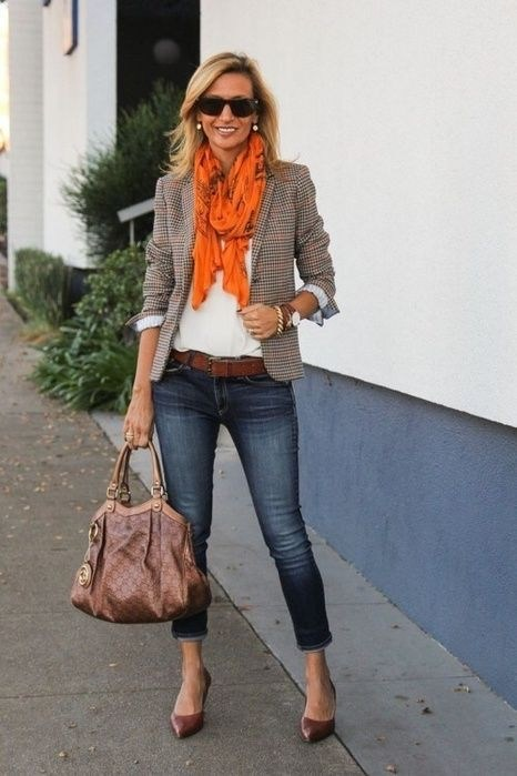 30 Stunning Casual Work Outfit For Summer and Spring (18)