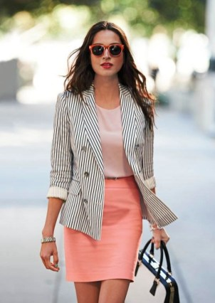 30 Stunning Casual Work Outfit For Summer and Spring (7)