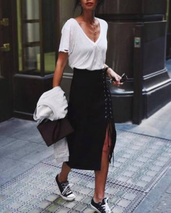 30+ Summer Street Style Looks to Copy Now (10)