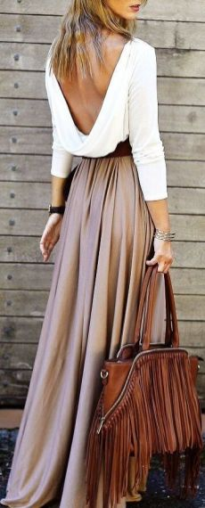 35 Adorable Bohemian Fashion Styles For Spring Summer (29)