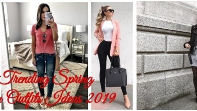 43 TRENDING SPRING WOMEN OUTFITS IDEAS 2019