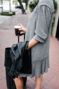 51 Fall Travel Outfit Ideas For You Who Always On The Go (34)