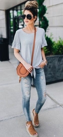 51 Good Inspiration Casual Outfits for Beautiful Women (24)