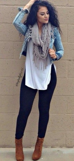 51 Good Inspiration Casual Outfits for Beautiful Women (38)